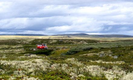 Hardangervidda – Die grösste Hochebene Europas
