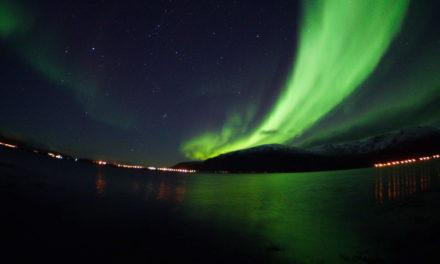 Nordlichter erleben ohne zu frieren!
