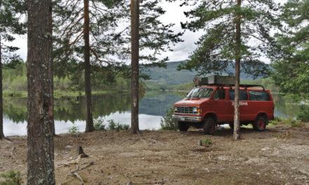 VLOG N°12: Das Abenteuer in Norwegen beginnt!